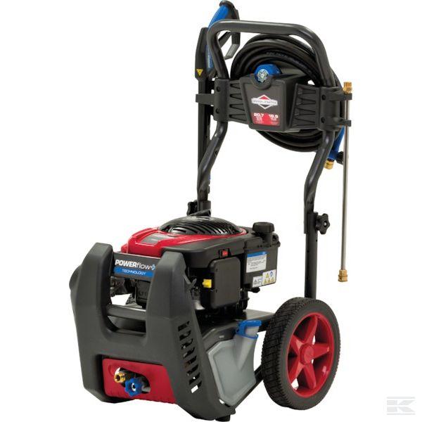 Briggs & Stratton Elite BPW3000PX Power Flow + tlaková myčka motorová
