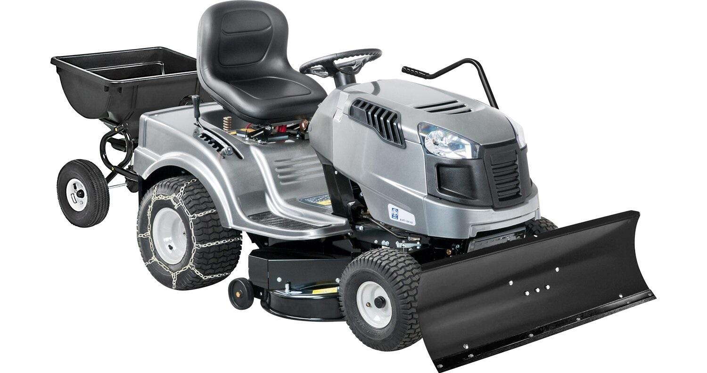 Zahradní traktor B-RT-165/92 se zimní výbavou smontovaný MTD 13IN77SE694-ZIMA L-11