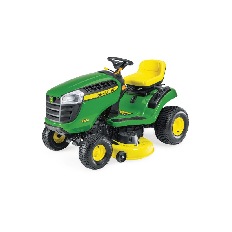John Deere X106 - 107cm - zahradní traktor JOHN DEERE® 1770GX L-11