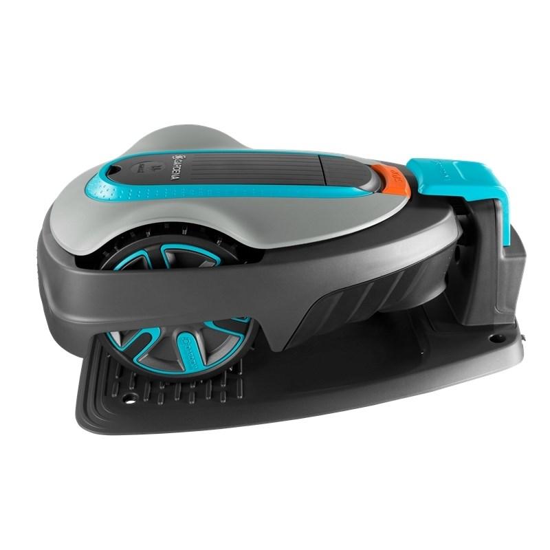 Robotická automatická sekačka SILENO City smart 250 m2 GARDENA® 19069-32 L-11