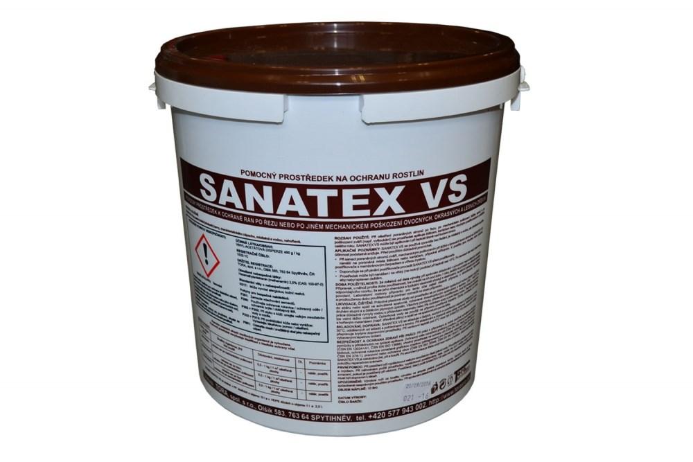 Sanatex VS hnědý 10 litrů  19400010 L-11