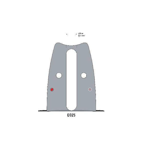 """Lišta vodící Oregon  20"""" 50cm 3/8 1,6 pro Stihl OREGON® 203SFHD025 L-11"""