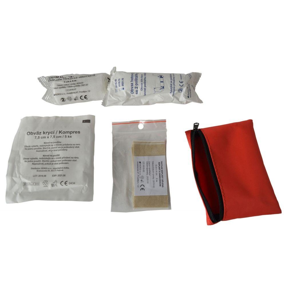 Lékárnička - balíček první pomoci pro dřevorubce  25802 L-11