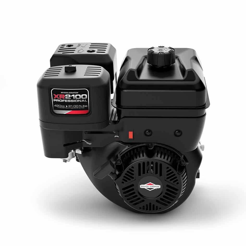 Motor benzínový B&S 14HP Series XR2100 25,4 - horizont manuální starter