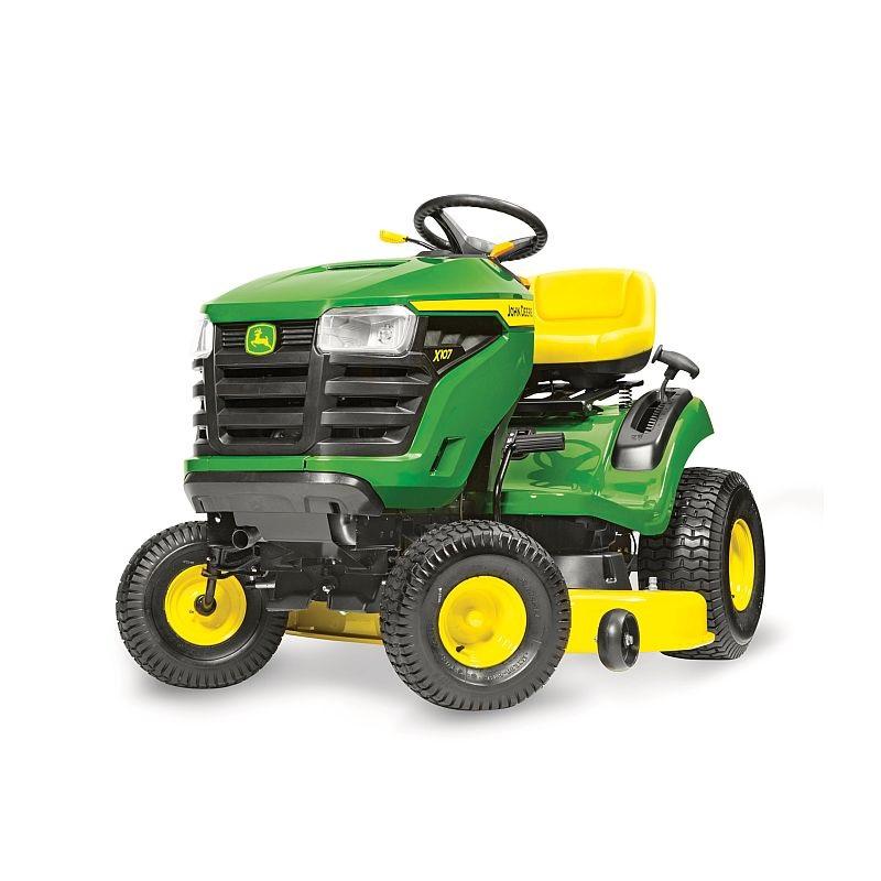 John Deere X107 - 107cm - zahradní traktor JOHN DEERE® 3110GX L-11