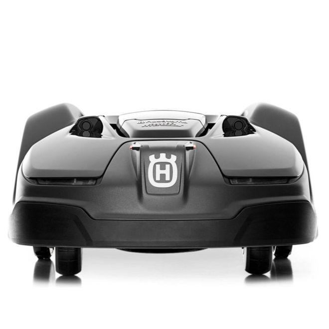 Husqvarna Automower 315X šedá - automatická sekačka na trávu Husqvarna 9676501-11 L-11
