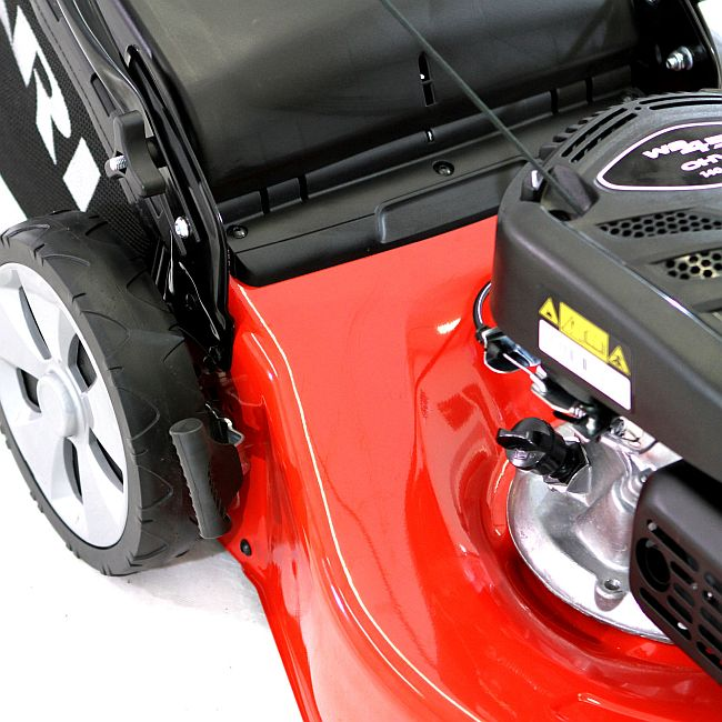 VARI CSL 484G Loncin - sekačka motorová s pojezdem VARI 3553 L-11