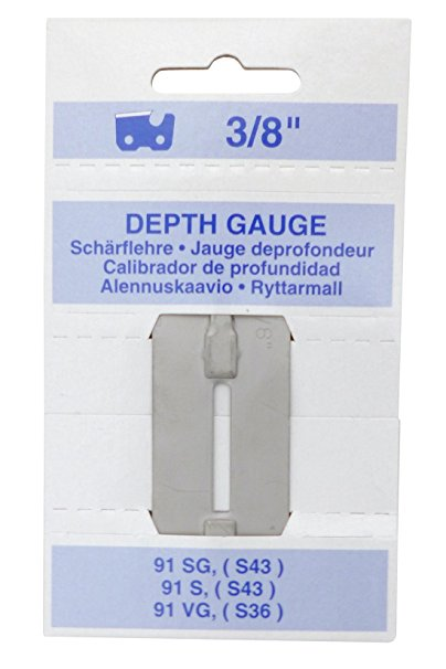 Měrka omezovacích zubů 3/8 mini 91SG Husqvarna Husqvarna 5056981-03 L-11