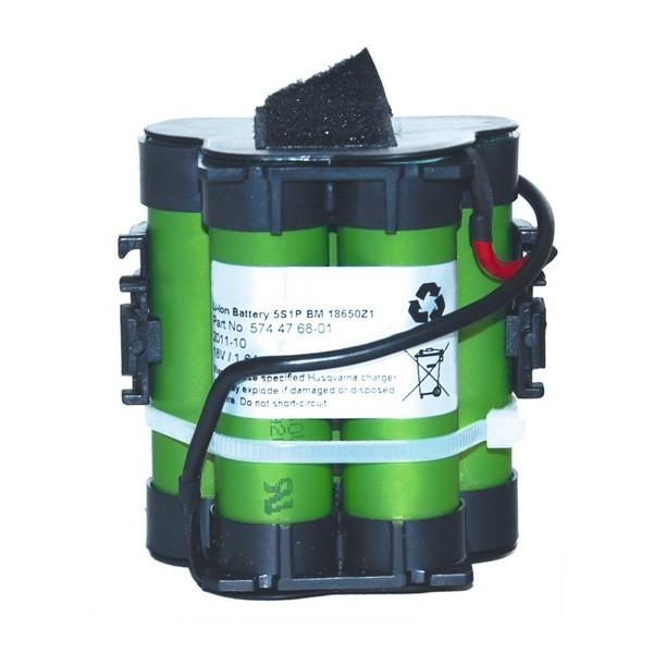 Baterie AUTOMOWER 105 305 Husqvarna 18V Husqvarna 5744768-01 L-11