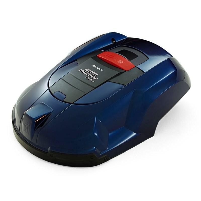 Kryt vrchní Husqvarna Automower 220AC 230ACX modrý Husqvarna 5752426-03 L-11