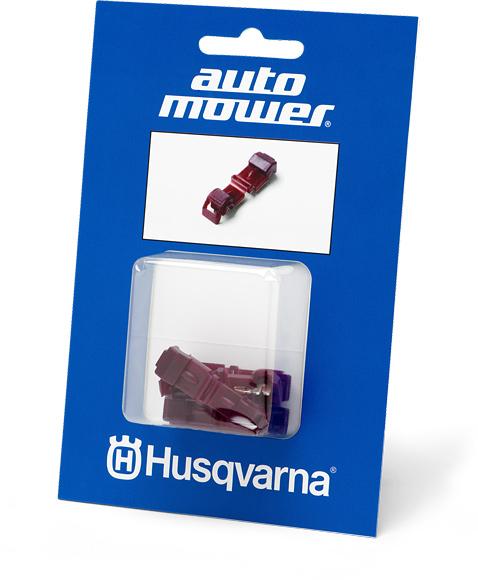Spojka kabelu ke stanici Automower fialová 5ks blister Husqvarna 5778648-01 L-11