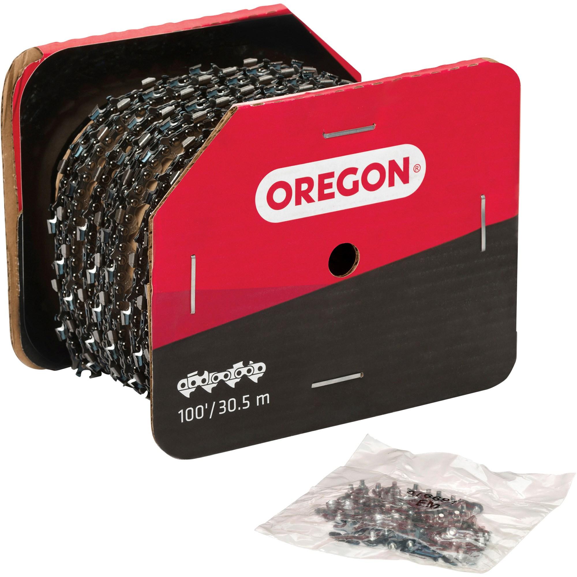 """Role řetězu .3/8"""" 1,5 Oregon ST > 73EXL100R OREGON® 73LGX100R L-11"""