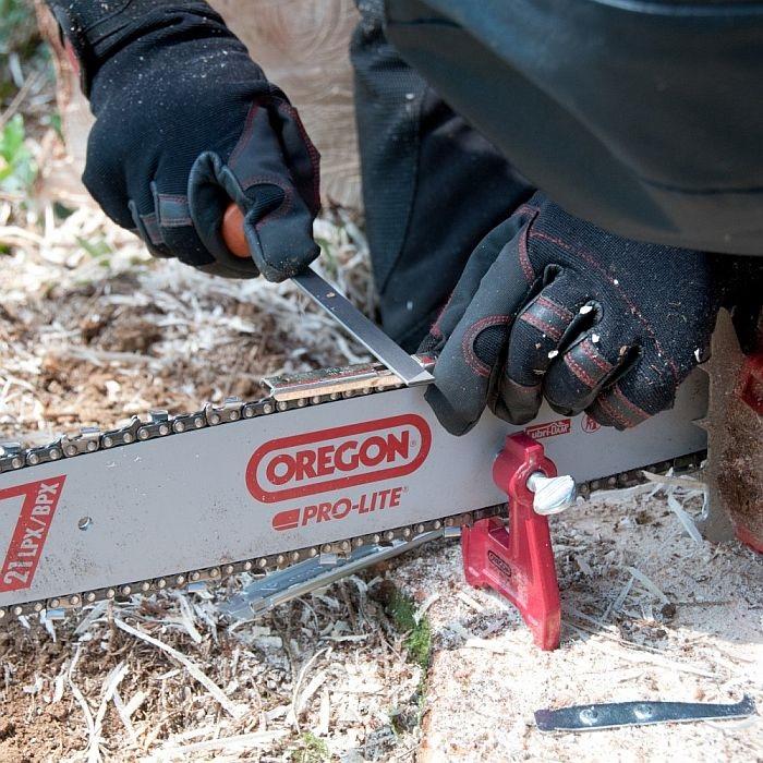 Sada na ostření řetězů 4,8mm Oregon OREGON® Q90407 L-11