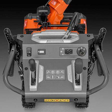 Husqvarna ST 427T- sněhová pásová fréza 69cm Husqvarna 9619301-33 L-11