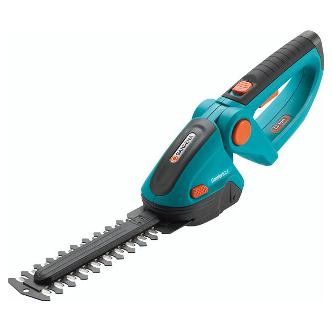 Gardena ComfortCut - akumulátorové nůžky na keře
