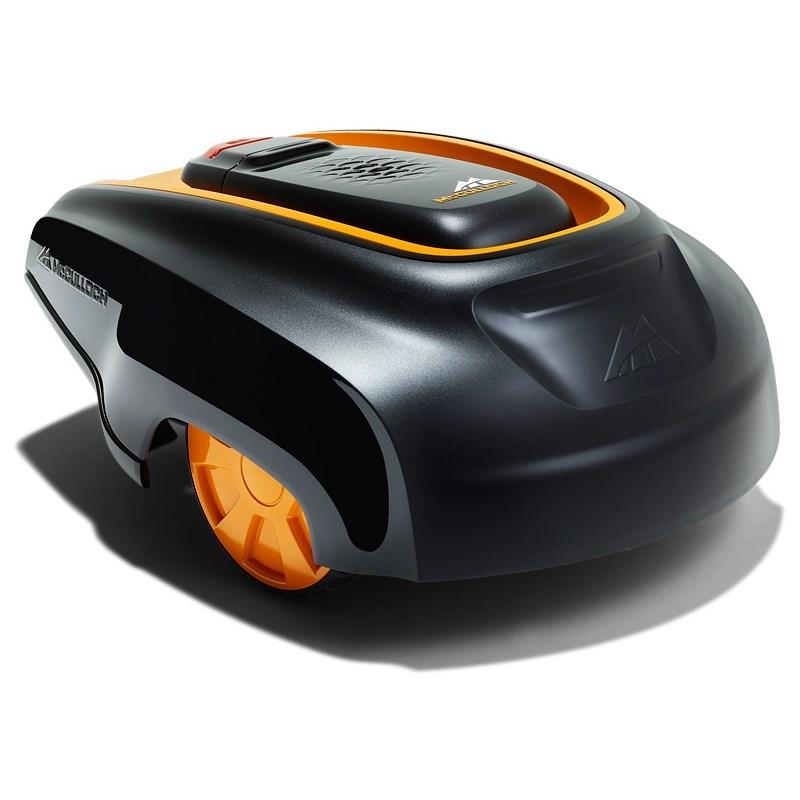 Aku robotická automatická sekačka RM1000 včetně nabíječky McCulloch® 9670598-10 L-11