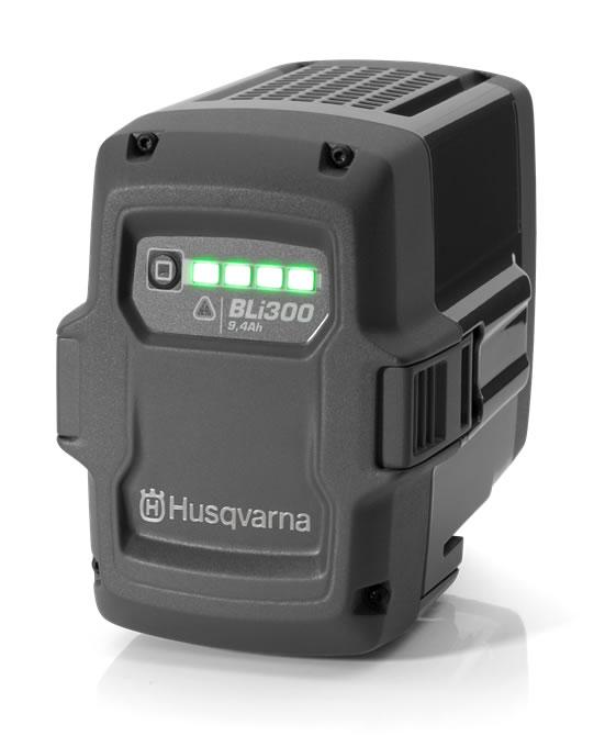 Akumulátor Husqvarna BLi300 9,4Ah 36V Li-Ion - samostatný Husqvarna 9670719-01 L-11