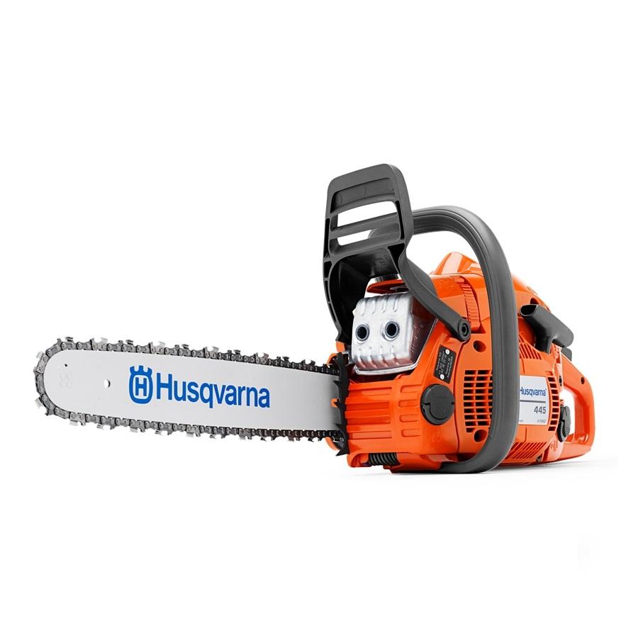 """Husqvarna 445 II 15"""" - pila motorová farmářská Husqvarna 9671564-35 L-11"""