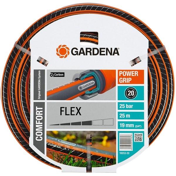 "Hadice 3/4"" 25m FLEX Comfort Gardena PowerGrip"