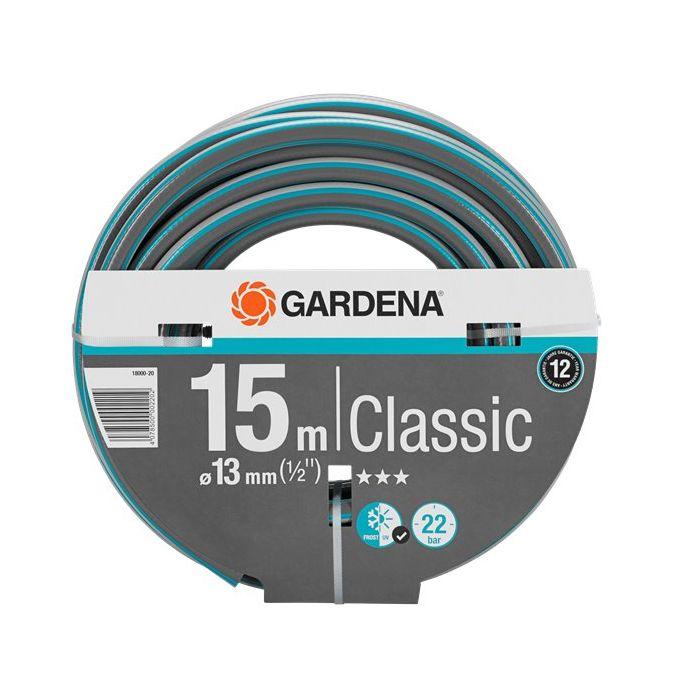 "Hadice zahradní 1/2"" Classic Gardena 15m"