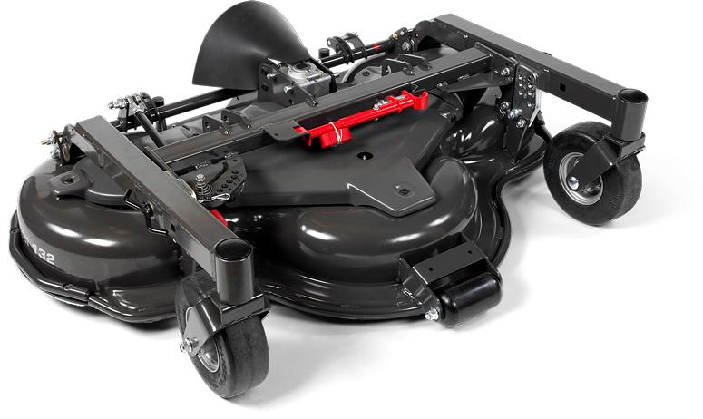 Žací ústrojí COMBI 132 pro ridery Husqvarna P520D P525D nové provedení Husqvarna 967293801 L-11