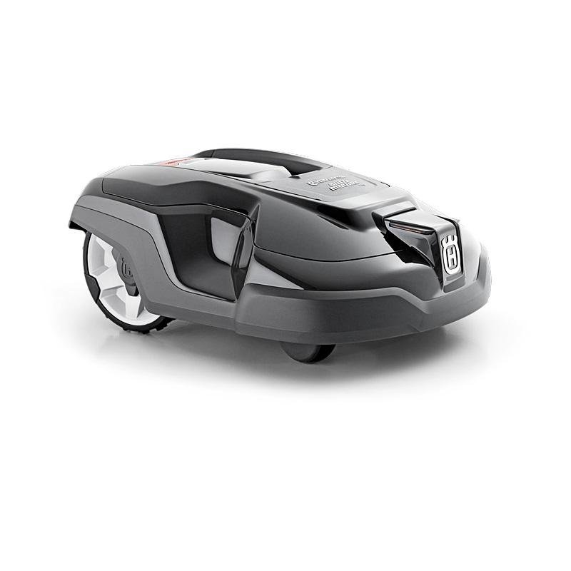 Husqvarna Automower 310 šedá - automatická sekačka na trávu Husqvarna 9676729-11 L-11