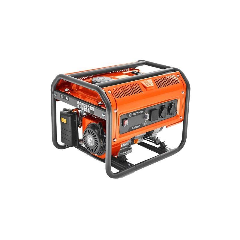 Husqvarna G2500P - benzínová elektrocentrála 230V Husqvarna 9676650-07 L-11