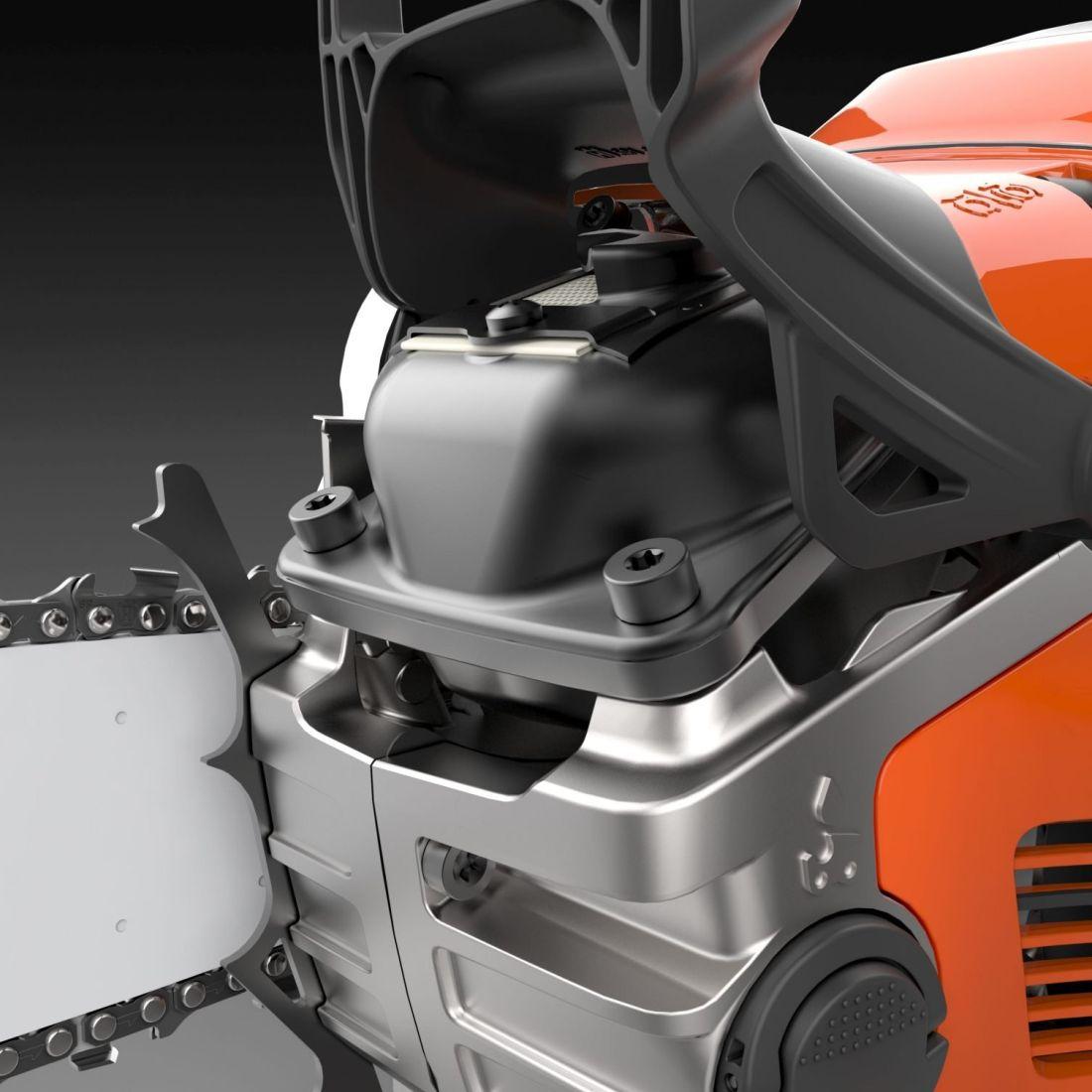"Husqvarna 550XP Mark. II 15"" motorová pila profi - nová generace Husqvarna 9676908-35 L-11"