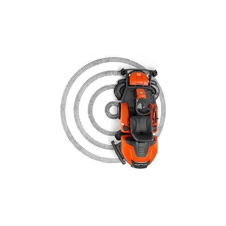 Husqvarna R 318X - rider 2021 Husqvarna 9678472-01 L-11