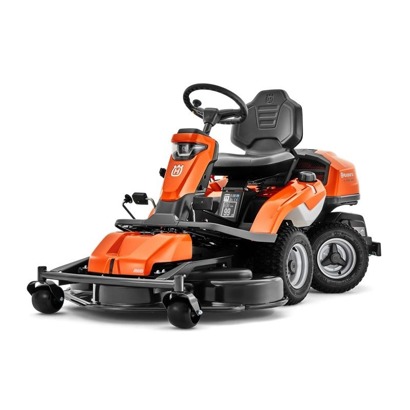 Husqvarna R 316TsX AWD 4x4 - rider s posilovačem a vyším výkonem 2020 Husqvarna 9678475-01 L-11