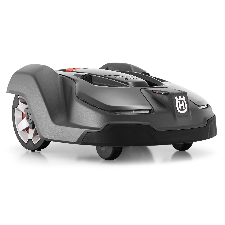 Husqvarna Automower 450X - automatická sekačka na trávu Husqvarna 9678530-10 L-11