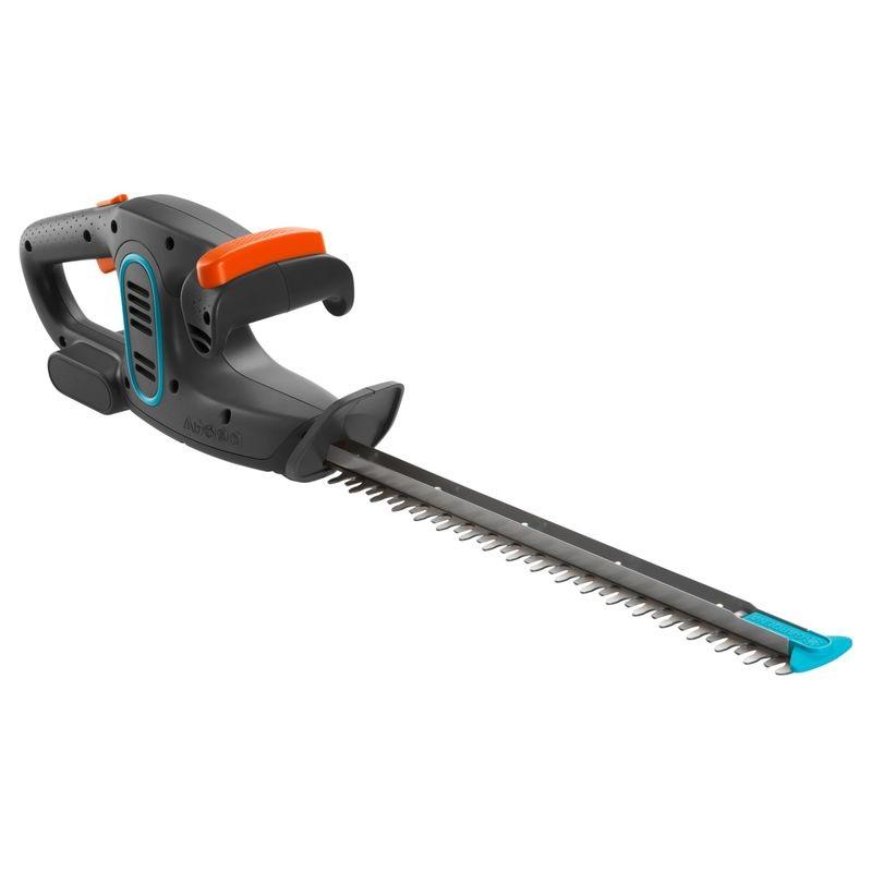 Nůžky akumulátorové na živý plot Gardena EasyCut 14,4V Lion - sada s nabíječkou a baterií GARDENA® 9836-20 L-11