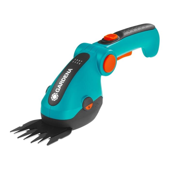 Gardena ComfortCut sa 3v1 - akumulátorové nůžky na trávu a keře set GARDENA® 9857-20 L-11