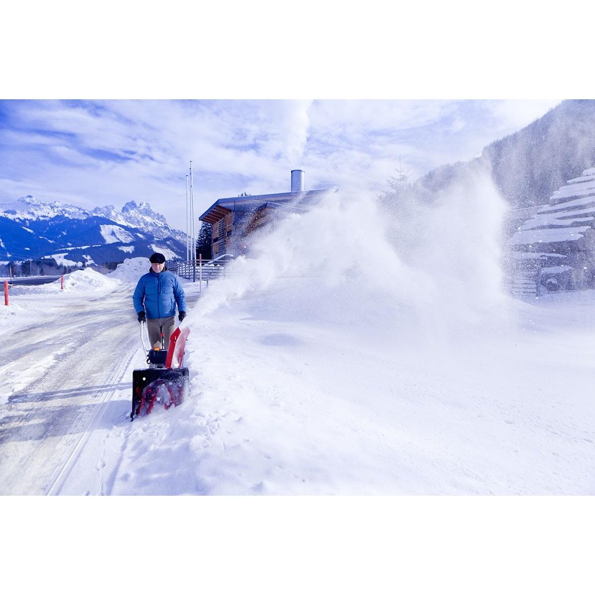 Sněhová fréza dvoustupňová SnowLine 560 II AL-KO 112933 L-11