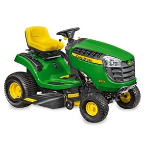 John Deere X105 - 107cm - traktor zahradní - N/ JOHN DEERE® BG20711 L-11