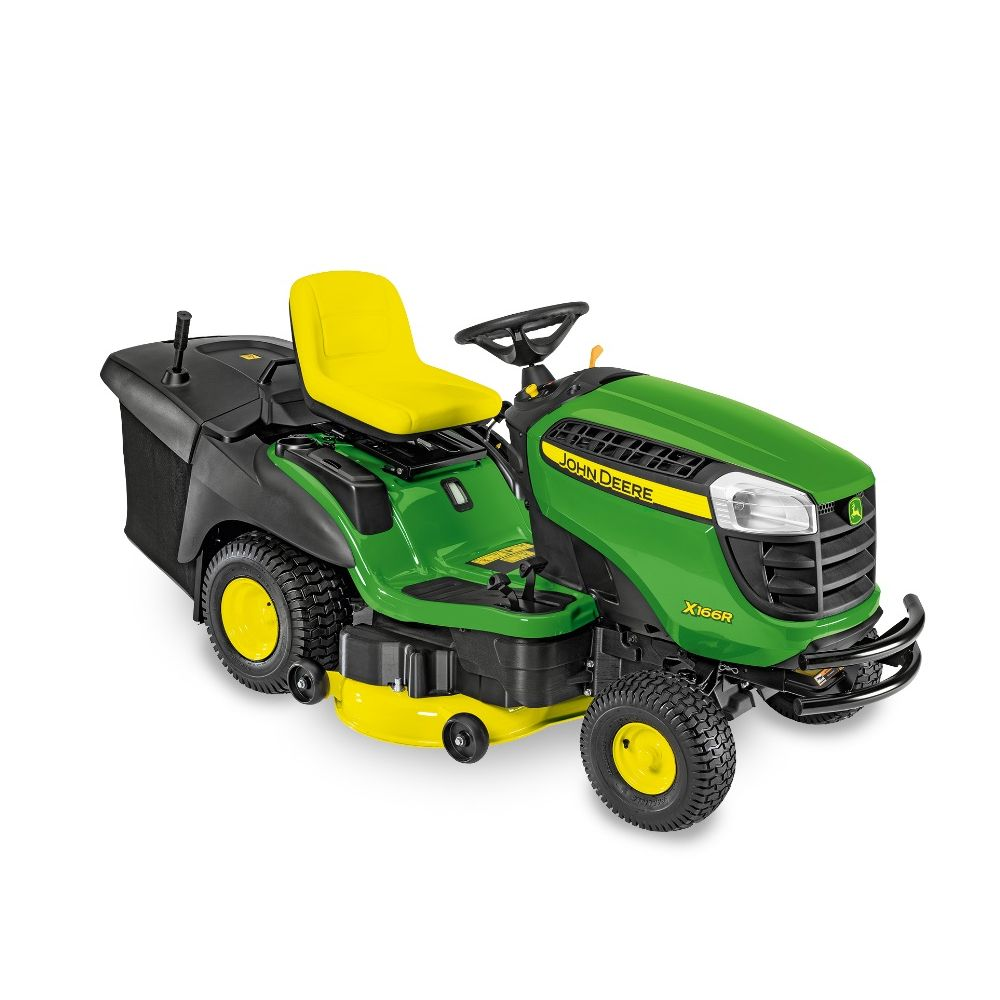 John Deere X166R - 107cm - 300l - traktor zahradní - N/A JOHN DEERE® BG21166 L-11