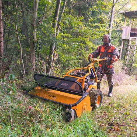 AS-Motor AS901SM - cepáková sekačka na vysokou trávu