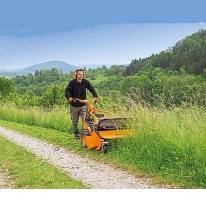 AS-Motor AS701SM - cepáková sekačka na vysokou trávu