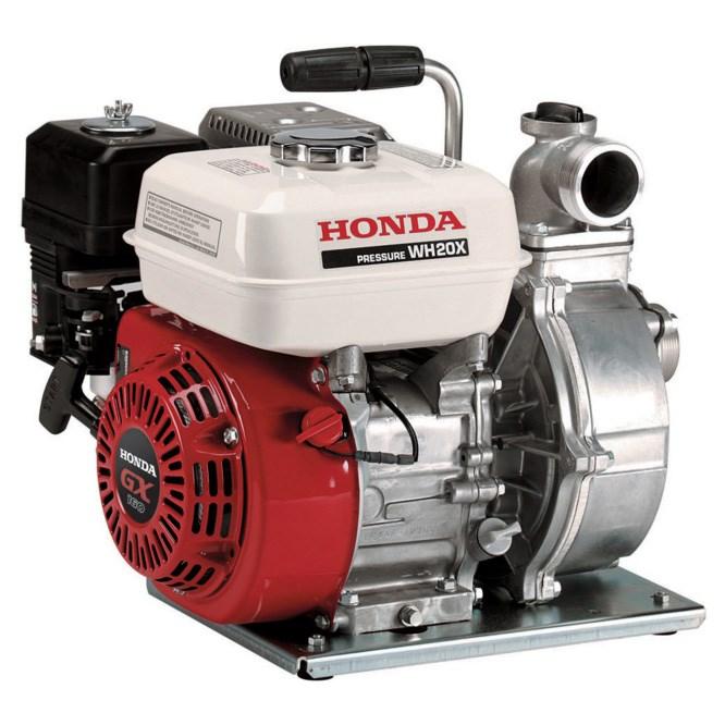 Honda WH20 XT EFX - čerpadlo motorové tlakové