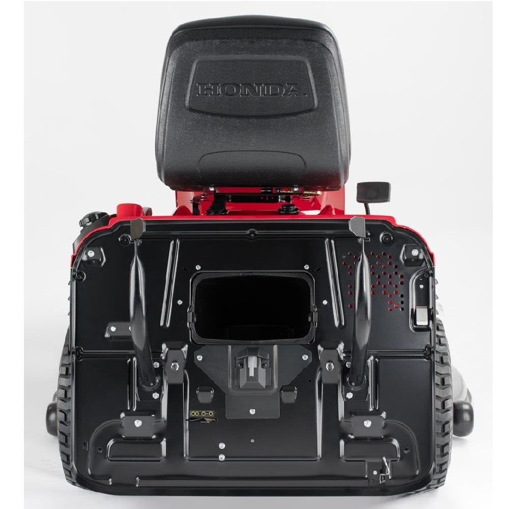 Honda  HF 2417 K5 HME zahradní traktor s podpůrným ventilátorem pro lepší sběr Honda H718767 L-11