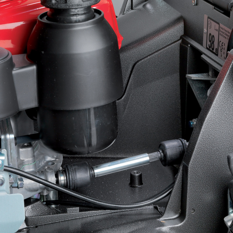 Honda HRH 536 K4 HXE profi motorová sekačka s pojezdem - kardan, HYDROSTAT, ROTOSTOP Honda H71923 L-11