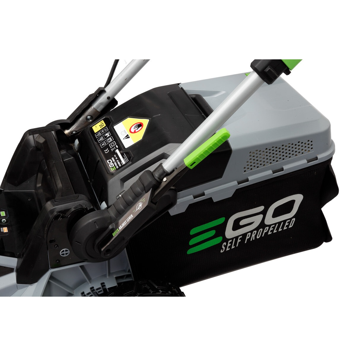 EGO Aku sekačka s pojezdem LM1903E-SP sada EGO G80004 L-11