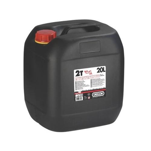 Olej 2takt polosyntetický 20 L OREGON