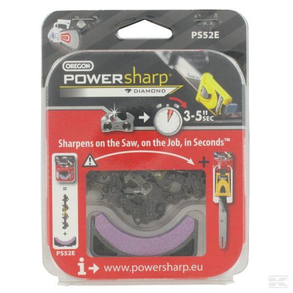 """Řetěz pilový .3/8"""" 1,3 52čl. Oregon POWERSHARP OREGON® PS52E L-11"""