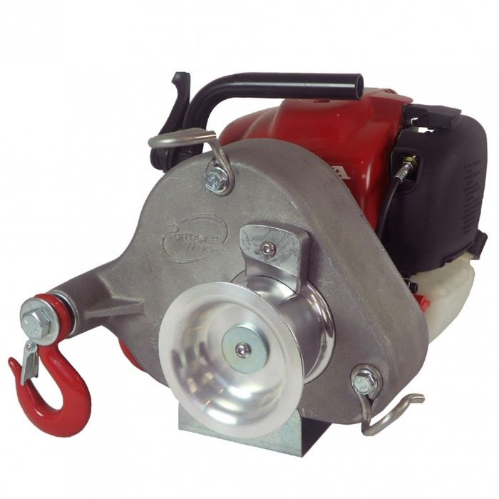 Naviják motorový Portable Winch PCW3000 - Hunt buben 76mm  PCW3000 L-11