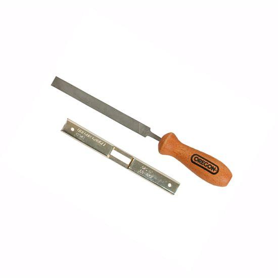 Měrka s pilníkem omezovací zuby Oregon sada B4 OREGON® Q104365 L-11