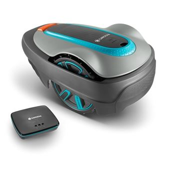 Robotická automatická sekačka SILENO City smart 250 m2