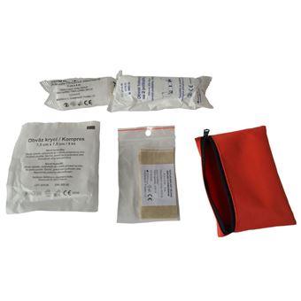 Lékárnička - balíček první pomoci pro dřevorubce