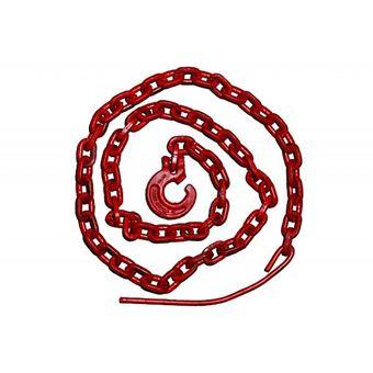 Úvazek řetězový G80 8mm 2m red