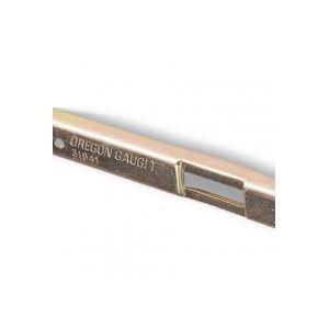 Měrka omezovacích zubů kov 0,65 Oregon